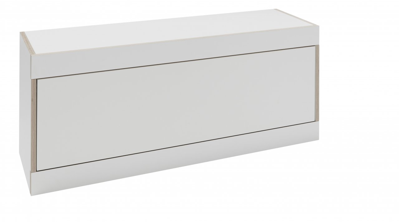 FLAI storage bench with drawer