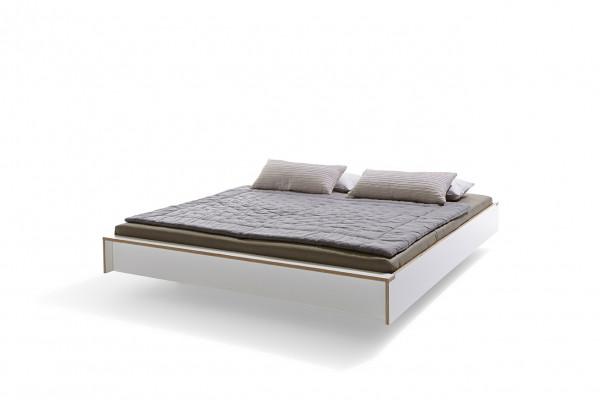 Das Design-Bett FLAI ohne Kopfteil