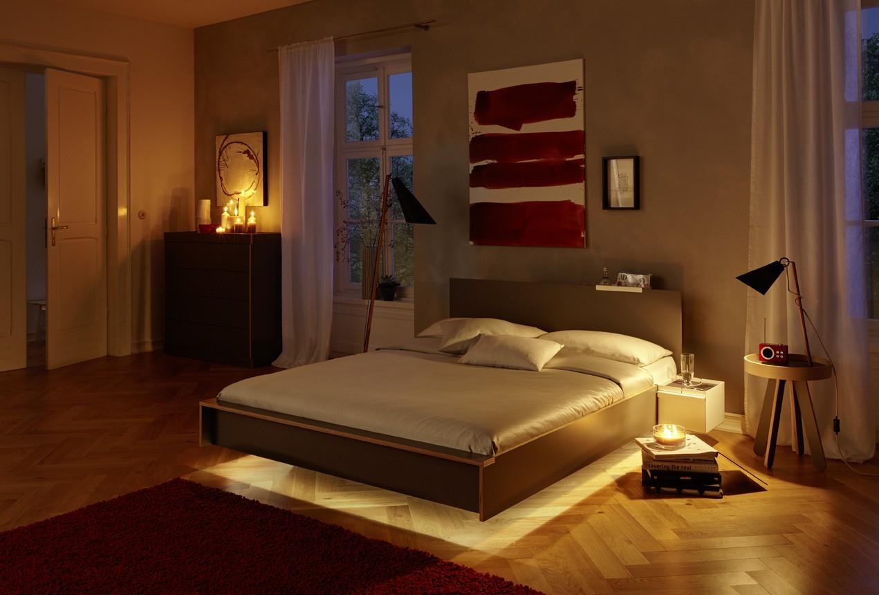 FLAI double bed anthracite Detailbild 1