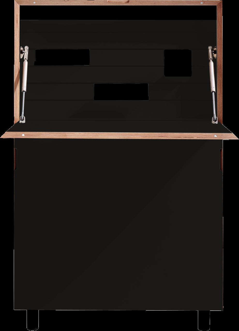 FLATMATE black matt