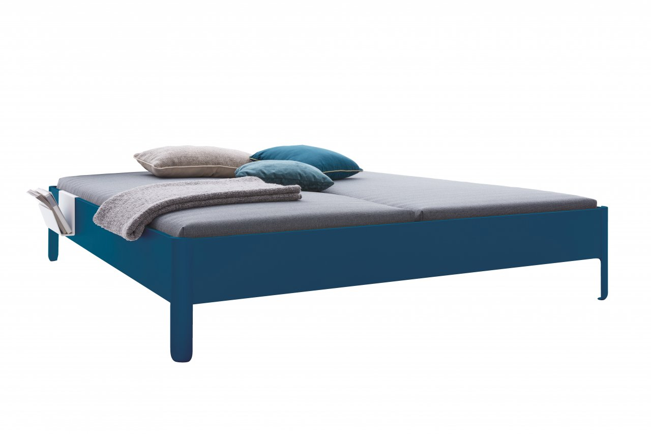 NAIT double bed coloured