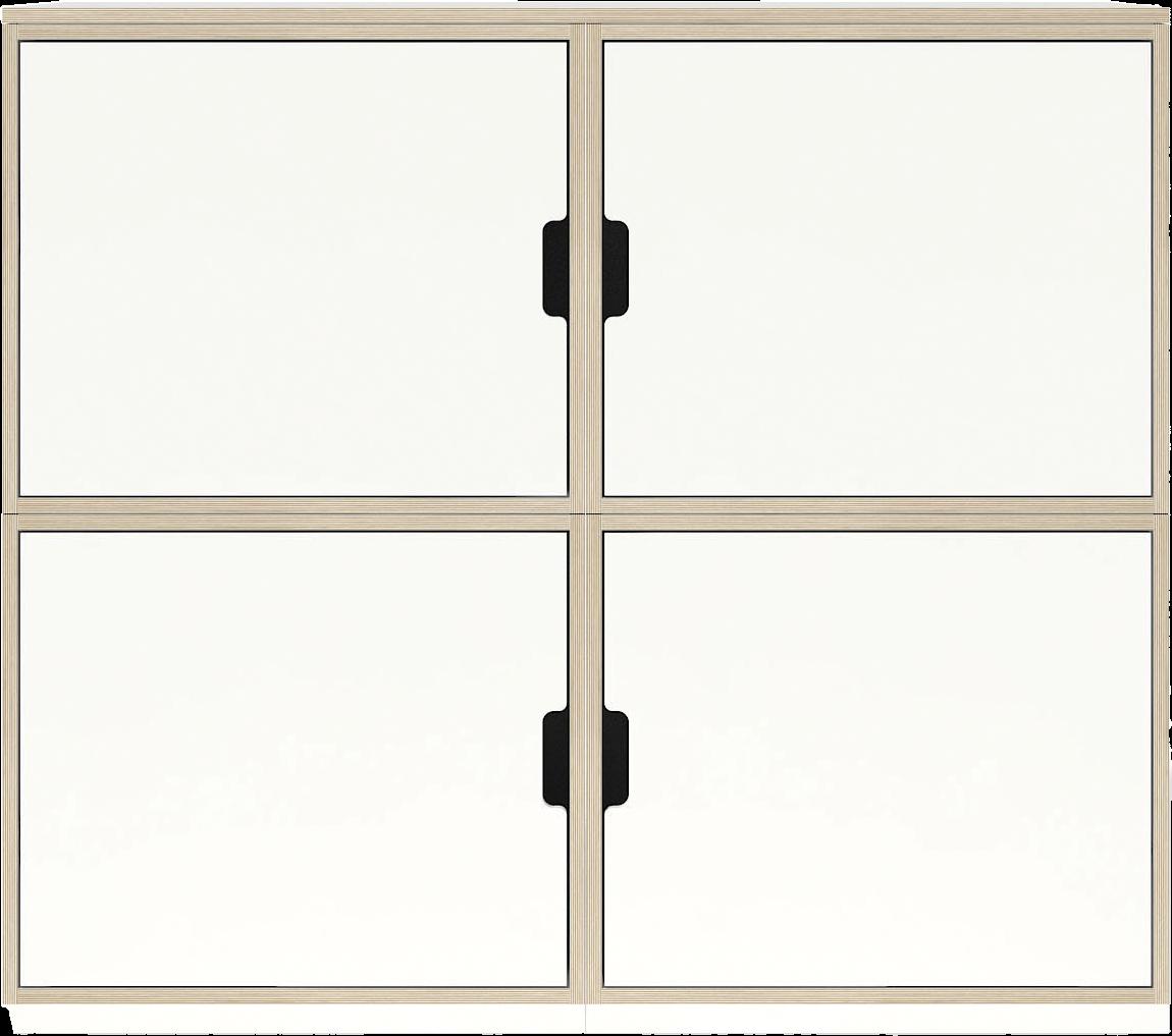 Modular Stapelbar Kombination 8