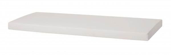 Kombi Matratze in Weiß, ungesteppt