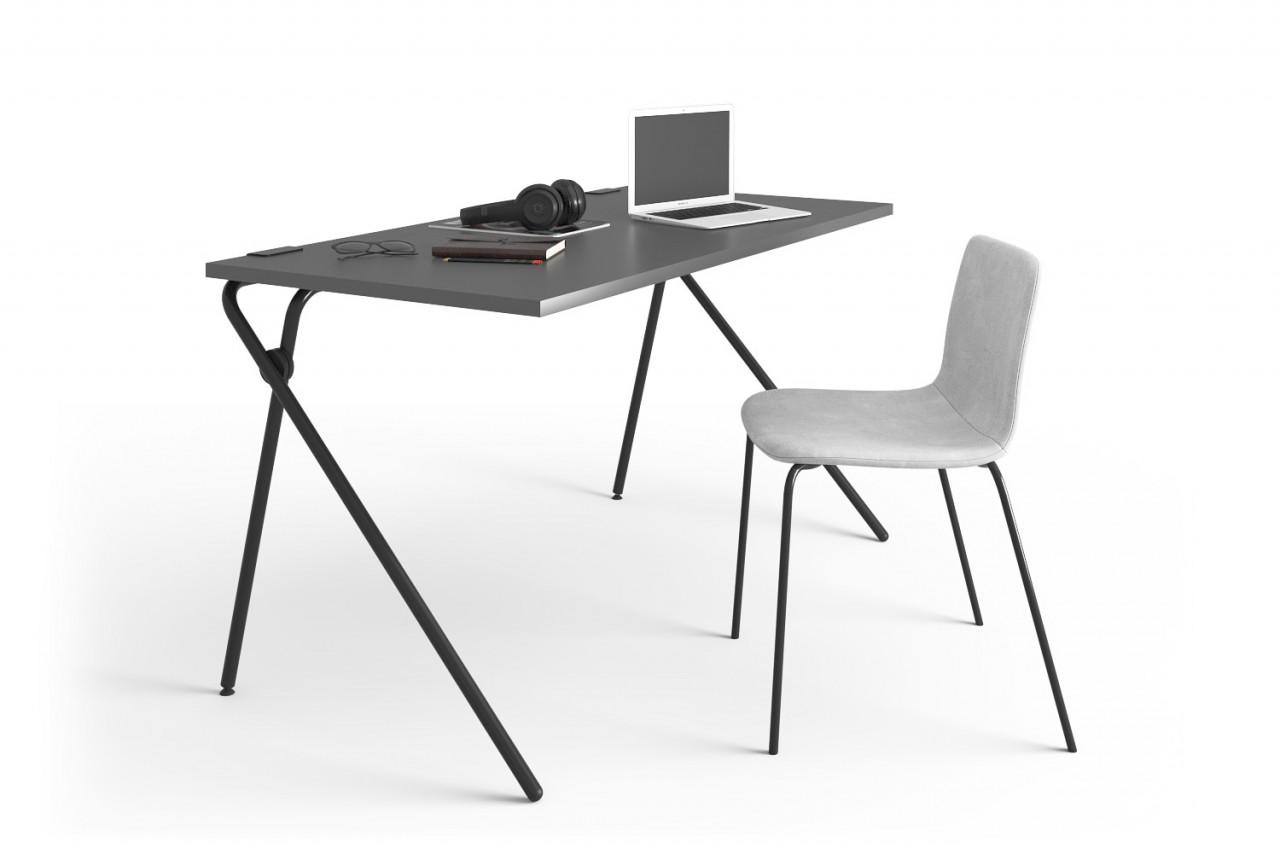 PLATO desk set two