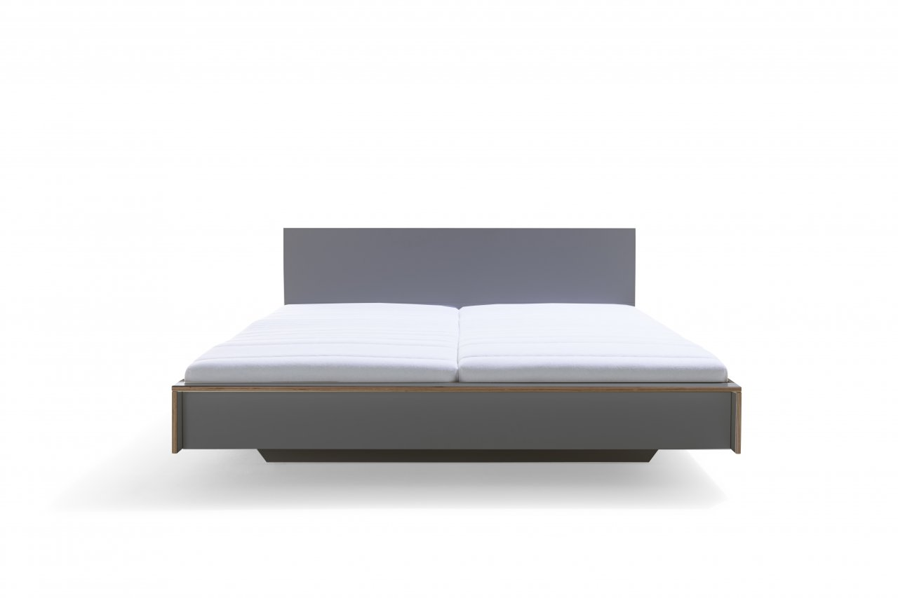 FLAI Bed Headboard anthracite