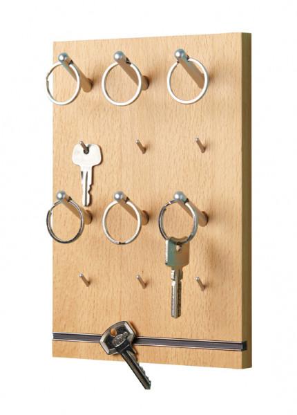 PIN Schlüsselbrett, Buche