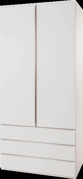 Modular16 wardrobe (external drawers)